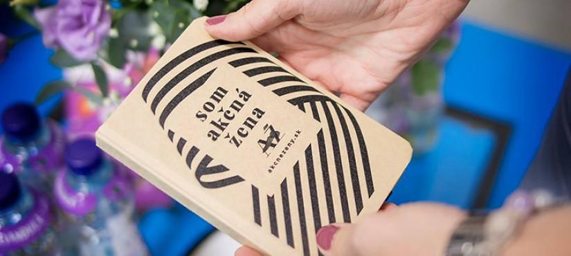 """""""Akčná žena"""" Martina Novotná: papierová vizitka bude vždy osobnejšia ako kontakt v smartfóne"""